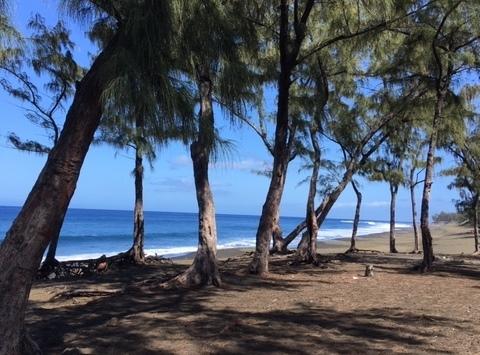 Les cours de méditations plage de l'Étang-Salé