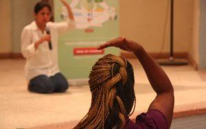 Sahaja Yoga à Saint-Pierre de la Réunion